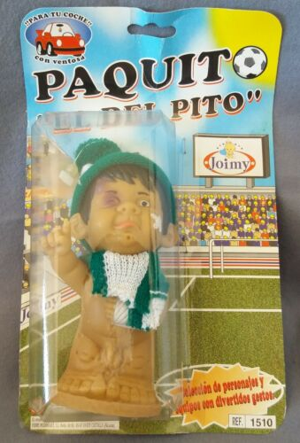 """VINTAGE JOIMY /""""SOCCER/"""" HUMORISTIC YOUNG BOY DOLL NUDE COLLECTIBLE VINIL TOY"""