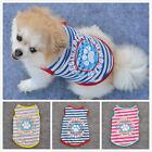 Summer Various Pet Puppy Small Dog Cat Clothes Vest T Shirt Dress Apparel Shirt