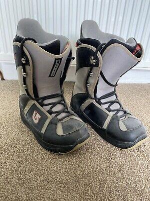 Burton Tribute Mens Snowboard Boots