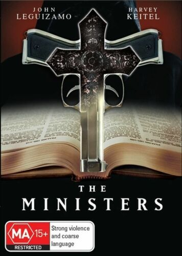 1 of 1 - The Ministers (DVD, 2010) R4 BRAND NEW SEALED - FREE POST!