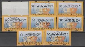Bund ATM 3.2 ts 1 estampillé toutes les valeurs avec zéro oblitération-afficher le titre d`origine SedgD5e9-07155802-993220931