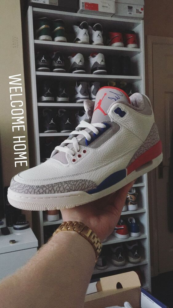 Nike Air Jordan 3 III -