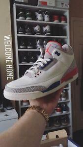 various colors 5bdd1 46dff Image is loading Nike-Air-Jordan-3-III-039-INTERNATIONAL-FLIGHT-
