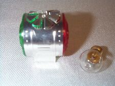 LIONEL 394 394-37 Rotary Beacon Top Complete with Dimple Bulb YOU GET A 2 PC KIT
