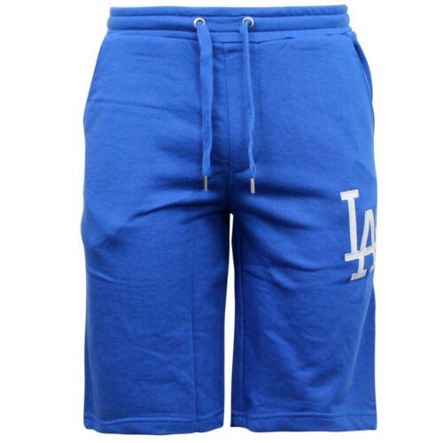 Majestic Los Angeles Dodgers Royal Blu da Uomo Pantaloncini A5LAD6401BLU003 EE59