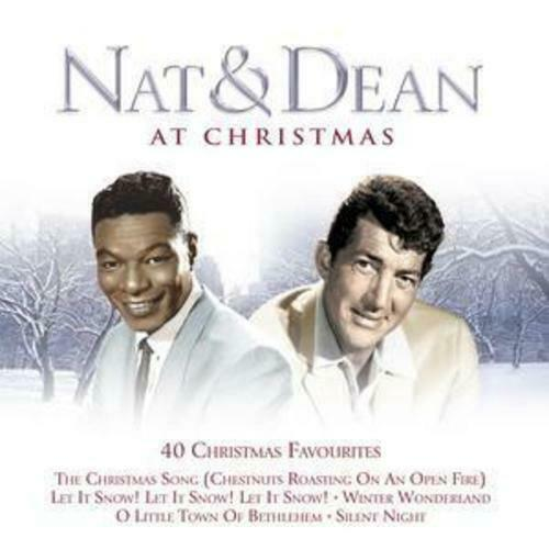 Nat King Cole & Dean Martin : Nat and Dean at Christmas CD 2 discs (2005)