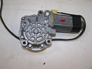 AUDI A6 C4 Window Motor Front Left 0531826001