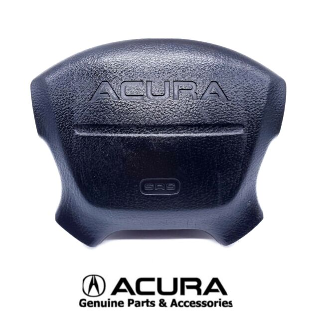OEM 1994 1995 ACURA INTEGRA BLACK DRIVER STEERING WHEEL