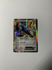 LP Pokemon VIRIZION EX Card PLASMA BLAST Set 9//101 Black and White BW Ultra Rare