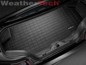 Weathertech 174 Cargo Liner Trunk Mat Ford Mustang Coupe