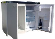 Miniküche Mit Kühlschrank Gebraucht : Mebasa mk singleküche mit oberschrank kühlschrank herd günstig
