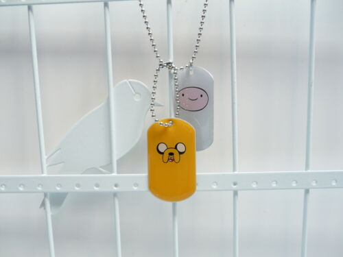 Adventure Time Dog Tag Set