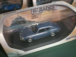 Paradcar 160 - CG Coupoe 1200S 1968 - 1:43 Resin Made in France