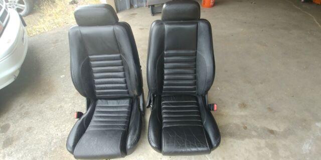 1993 1994 1994 1995 1996 JAGUAR XJS BUCKETS SEATS LEFT/RIGHT COMPLETE