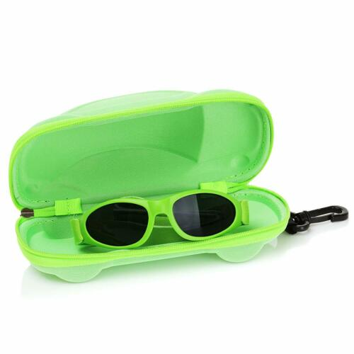 Little Llama Infant Sunglasses U With Adjustable Strap And Case 0 To 2 Years
