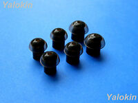 6pcs S/m/l (b-n-mh) Noise Isolation Eartips For Sony Ericsson In Ear Earphones