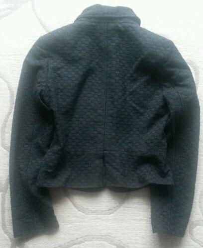 Single Cotton Jacket Button 12 Taille Reiss Black tHpwEqS1