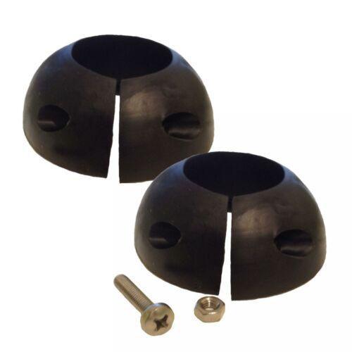 Tropfringe 2 Stück Paddel Einteilig Zweiteilig Doppelpaddel Spritzschutz Kajak