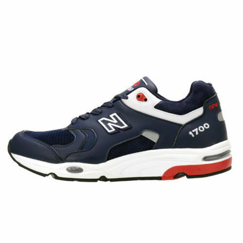 SZ 6 New Balance Men's 1700 Heritage M1700CME Navy White Red Made in USA