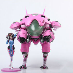 Overwatch D.VA DVA Hana Song Cosplay Battle Costume Suit Dress ...