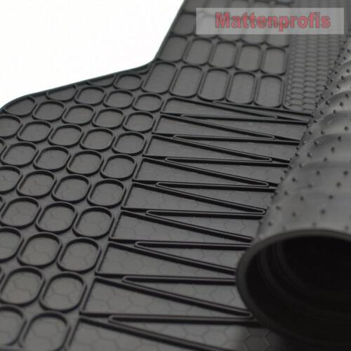 Goma maletero alfombrilla de Tina universal 141cm x 106cm gkk