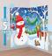 Christmas-amp-Winter-Party-Supplies-Swirls-Honeycomb-Scene-Setters-Snowman-Strings miniatuur 21