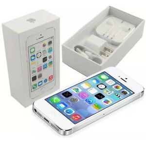 Details about Open Box Apple iPhone 5s Verizon 16GB Silver Smartphone