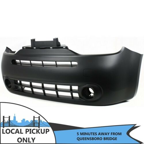 NEW FRONT BUMPER COVER FIT NISSAN CUBE 2009-2014 NI1000269