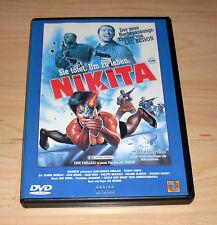 DVD Film - Nikita - Sie tötet um zu Leben - Luc Besson