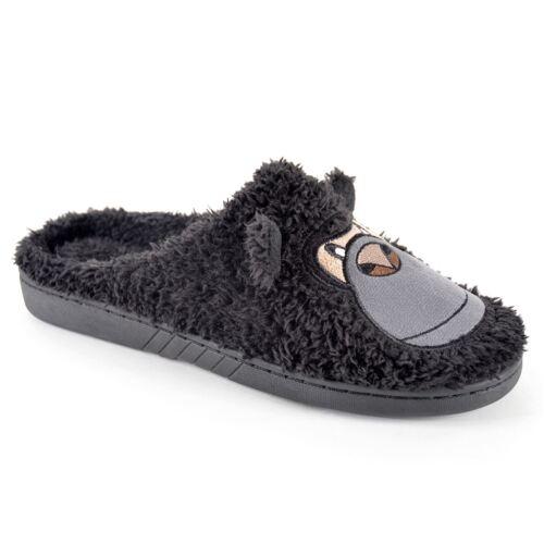 Slumberz Mens//Womens//Childrens Slipper Footwear Boot//Animal//Mules