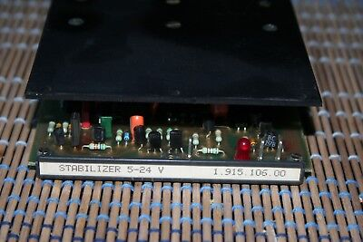 Radient Studer Stabilizer 5-24 V 1.915.106.00 Audio For Video Cameras & Photo