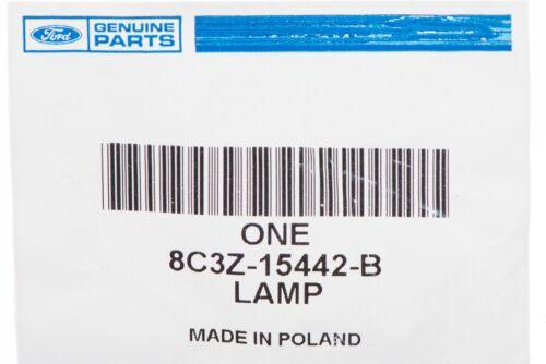 OEM 1999-2010 Ford F-Series Fender Side Marker Lamp Amber NEW 8C3Z-15442-B