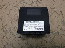 Pheonix Contact EMC Filter 2788977 250vac 10A 50/60Hz (2*D9.5)