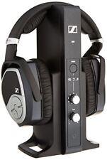 Sennheiser Digital Wireless Headphone System - Black (RS 195)