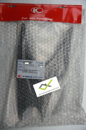 KYMCO XCITING 400 TRANSMISSION COVER WITH CARBON LOOKS