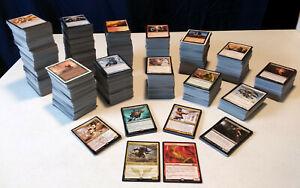 mtg-Magic-the-Gathering-4000-CARD-LOT-collection-bulk-cards-50-rare-mythic
