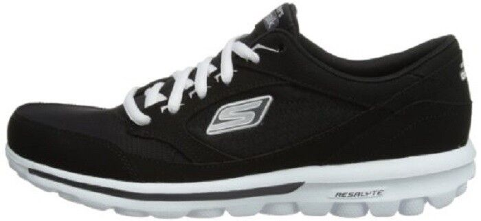 Ladies Skechers Go Walk Baby Lace up up up Trainers f8d55d