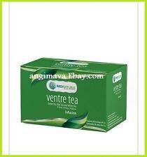 Ventrea Tea before (be lax tea) (Rednatura) Lowers Cholesterol and Triglycerides