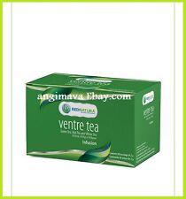 Ventrea Tea before (be lax tea) (Rednatura) Lowers Cholesterol and Triglycerides