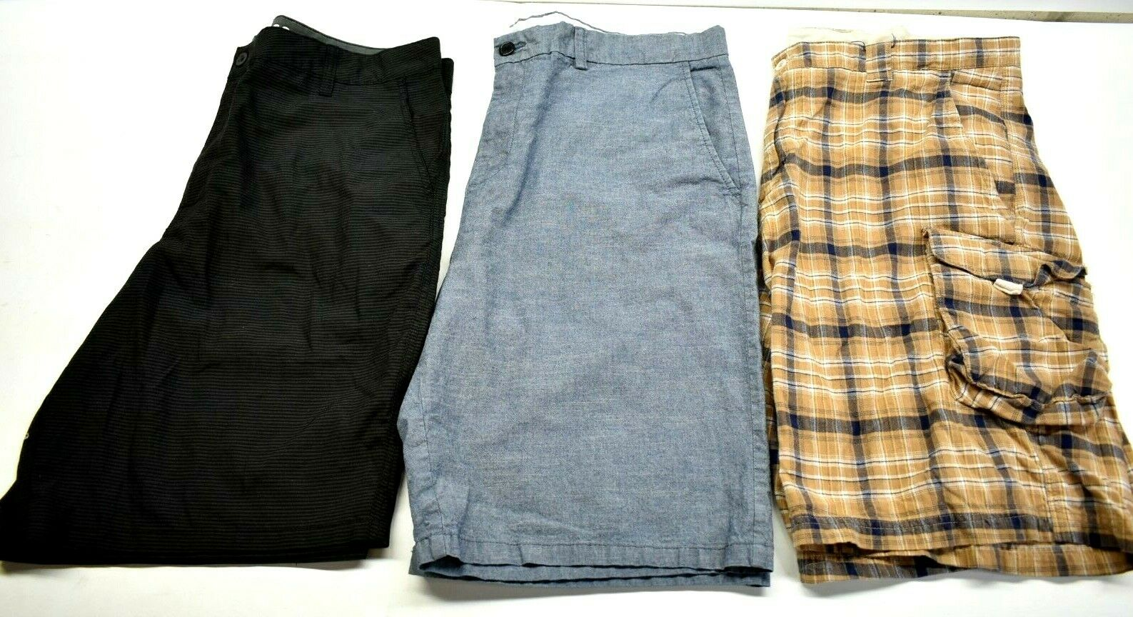Lot Of 3 Mens 40 Business Professional Casual Summer Spring Shorts Big&Tall