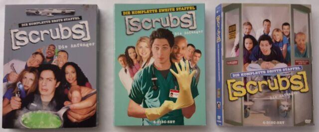 Scrubs Staffel 1 - 3 ( Staffel 1,2,3 )