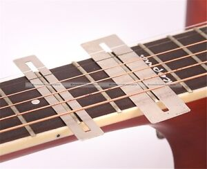 Guitar Parts & Accessories Set Of 2 Fretboard Fret Protector Fingerboard Guards For Guitar Bass Luthier Tool
