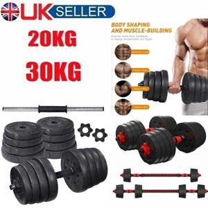 2040kg dumbbell strength training barbell gym exercise