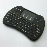 Backlight Mini 2.4G Handheld Wireless Keyboard Air Mouse Touchpad for Smart TV