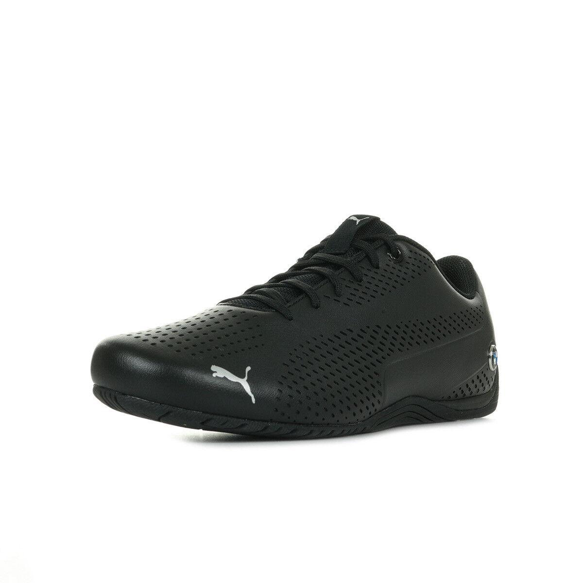 buy popular a835b b2a69 Chaussures Baskets Baskets Baskets Puma homme Bmw MMS Drift Cat 5 Ultra II  taille Noir Noire 3c7d6b