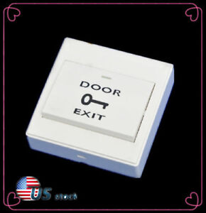"""Integrated Electronic Timer PUSH TO EXIT 2/"""", SDC 423U//413nu  Exit Switch"""