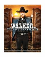 Walker Texas Ranger: Season 6 Free Shipping
