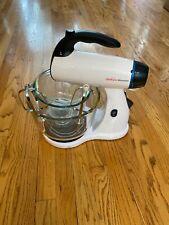 Sunbeam 2371 MixMaster Stand Mixer White