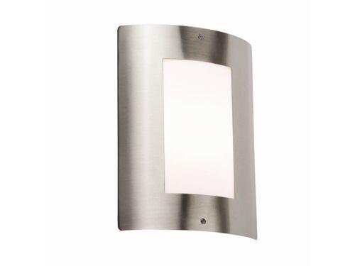 Moderne inox mur extérieur lumière IP44-nh027