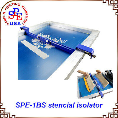 0d627ae7164 ... Livingston Systems Hat Champ Universal Bracket · Screen Printing  Stencial Plate Isolator Simple Tool for Double Color Printing